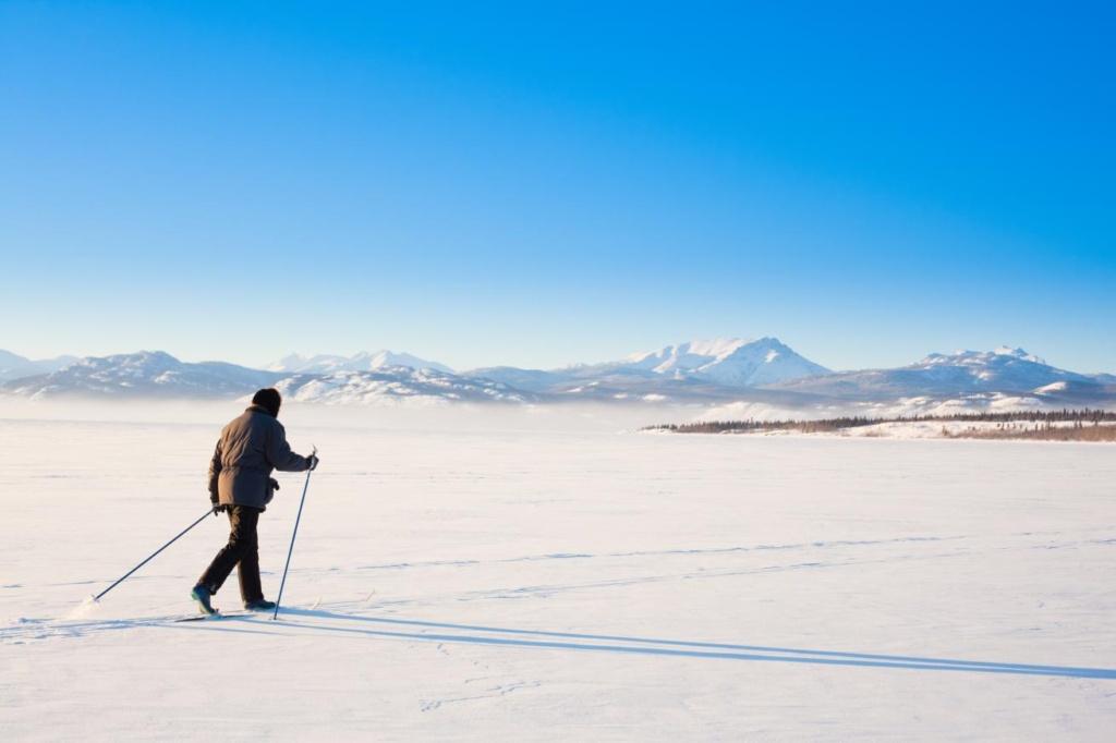 Ski de fond Lac Blanc