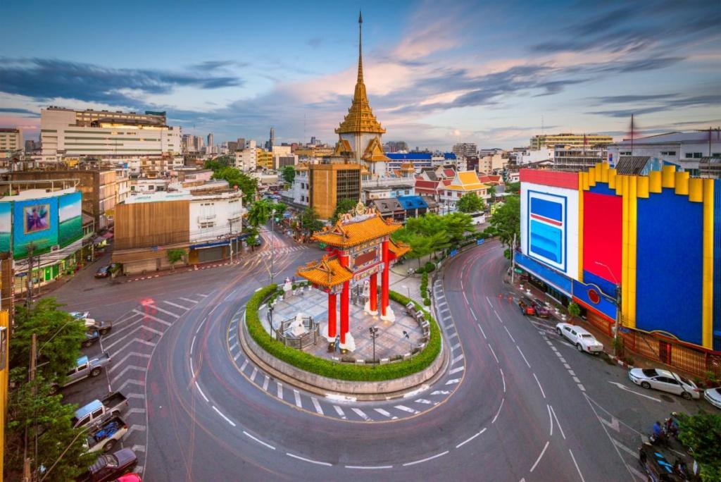 Bangkok, Thaïlande Chinatown