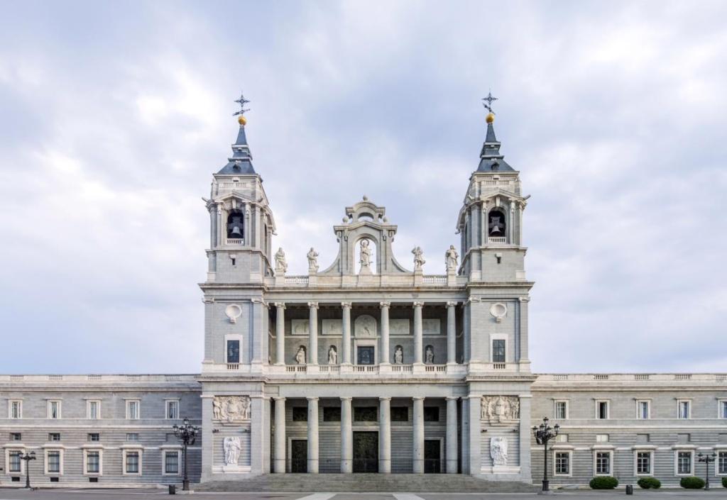 Cathédrale de la Almudena Madrid