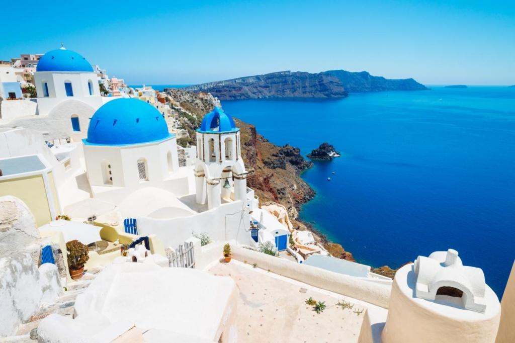Ile de Santorin Grèce