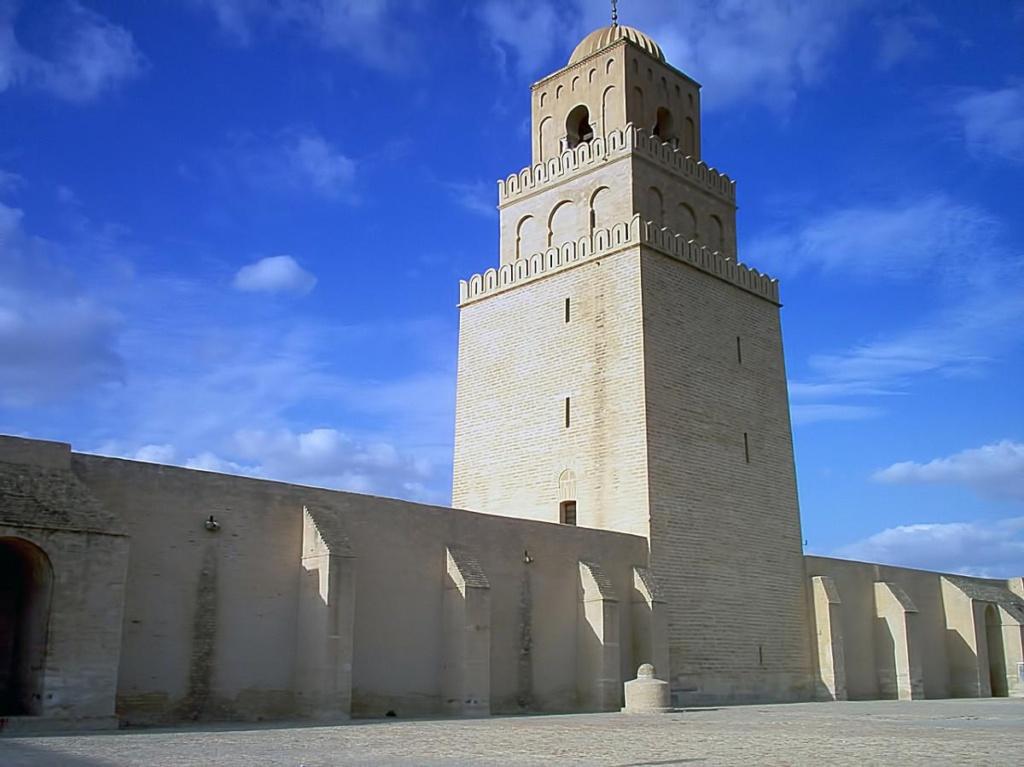 La mosquée de Kairouan