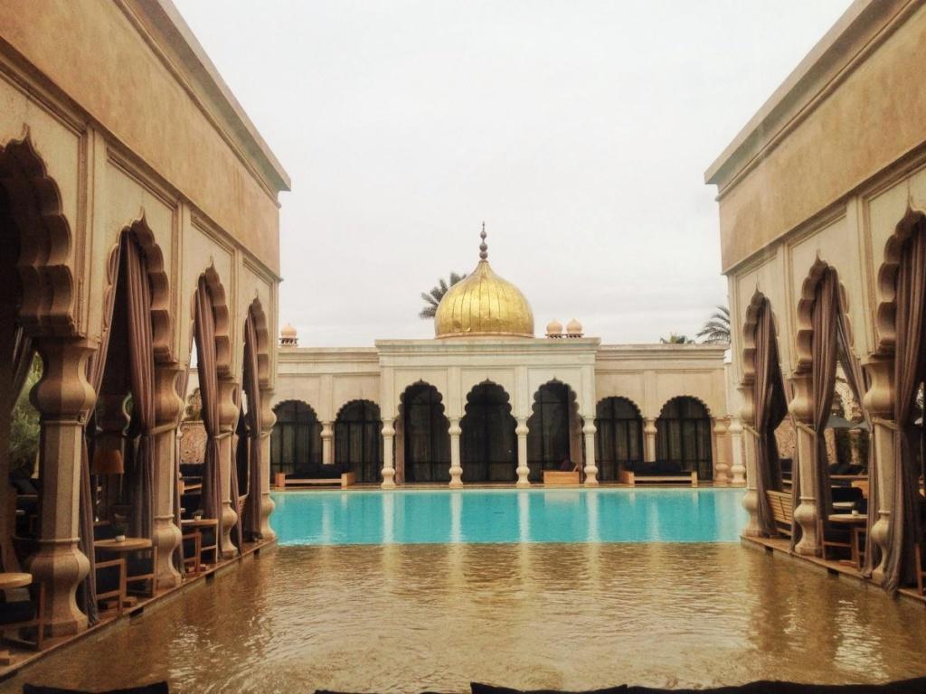 Le palais Namaskar