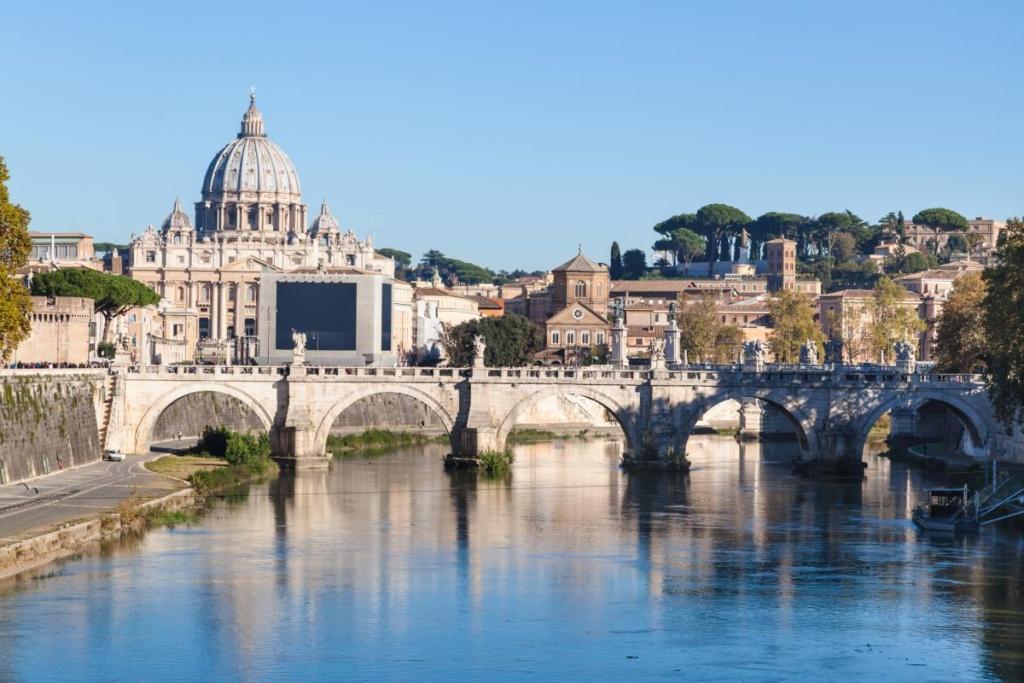 Rome et la ville du Vatican