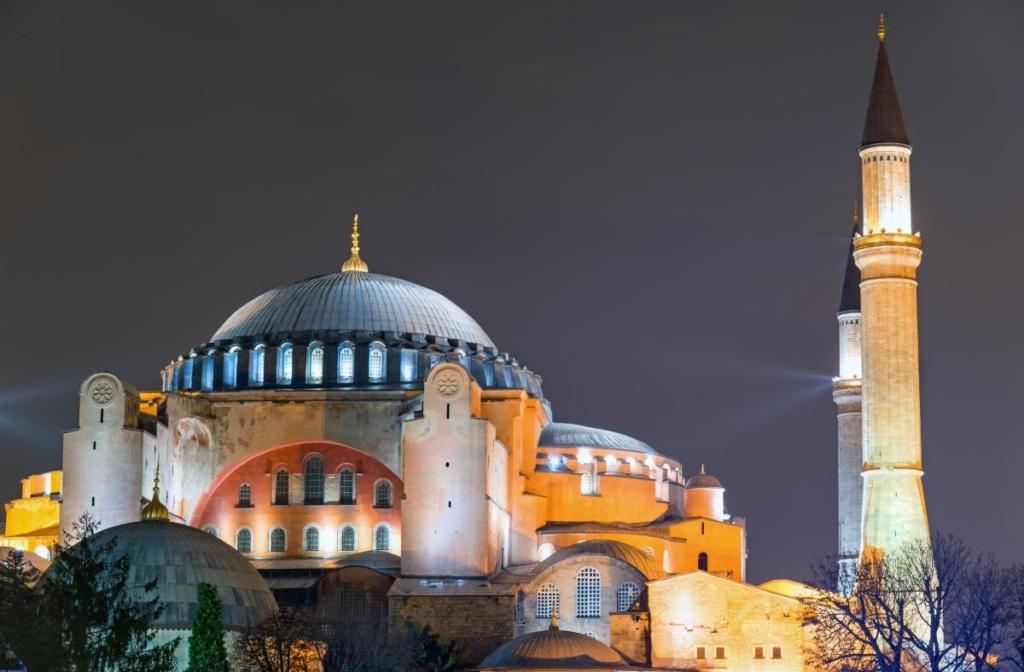 Sainte Sophie Istanbul
