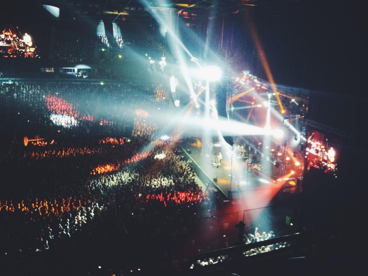 Le festival de musique Lollapalooza