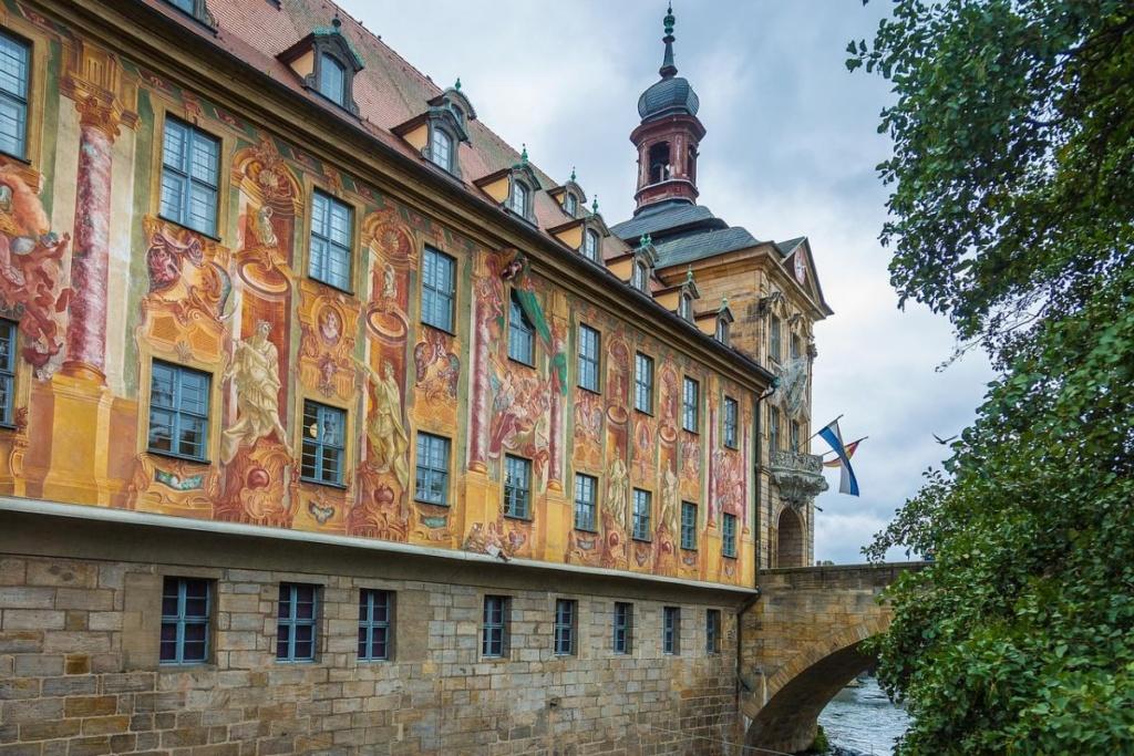 Hotel de ville Bamberg