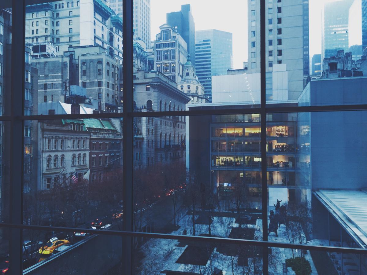 La nouvelle ville de New York