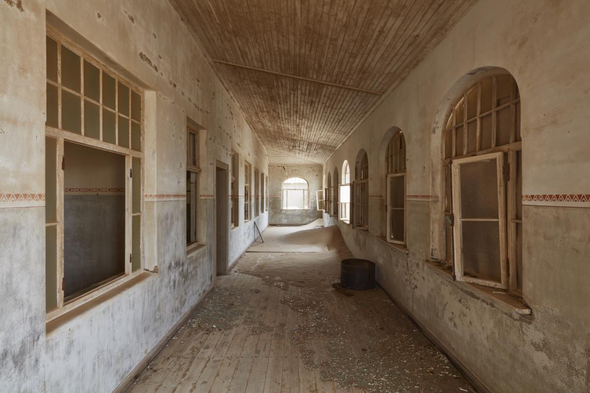 L'asile abandonné de l'île maudite de Poveglia
