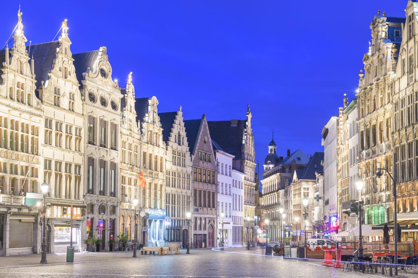 Grote Mark d'Anvers